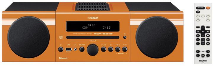 Yamaha MCR-B043, oranžová