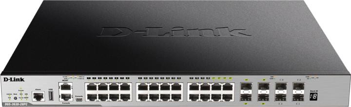 D-Link DGS-3630-28PC/SI