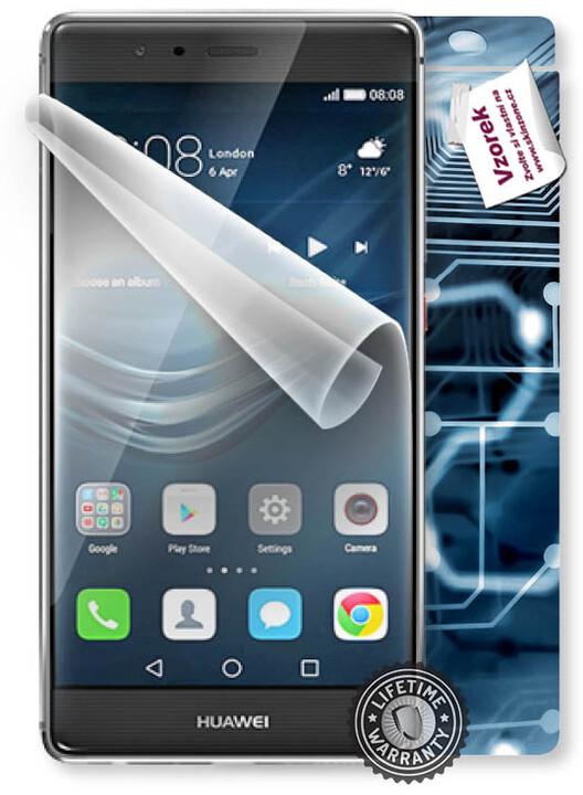 ScreenShield fólie na displej pro Huawei Mate P9 Plus + skin voucher