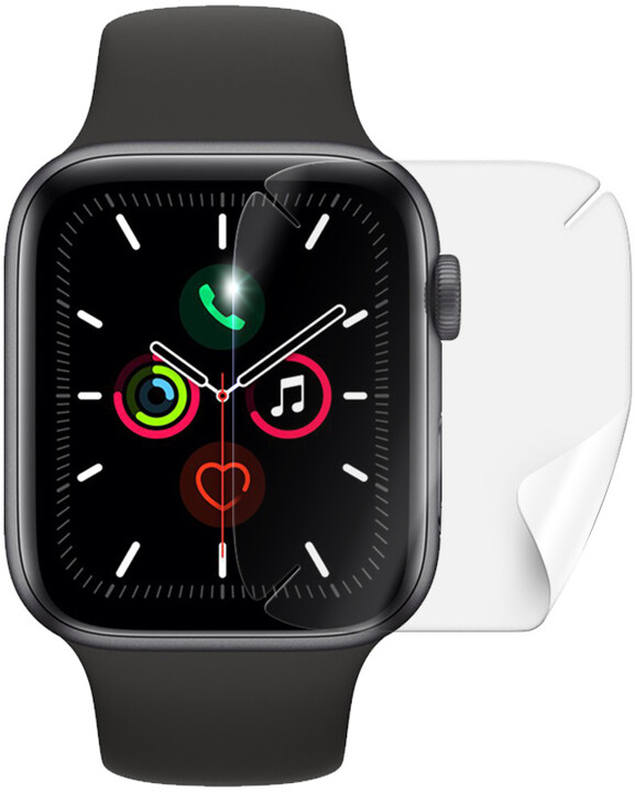 Screenshield Apple Watch Series 5 (44 mm) folie na displej