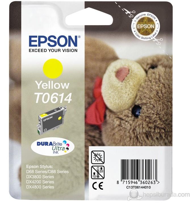Epson T061440, žlutá