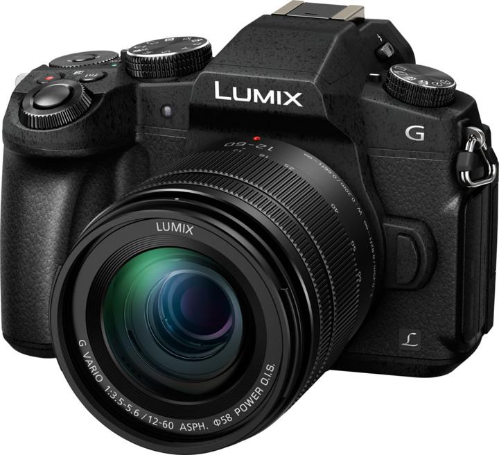 Panasonic Lumix DMC-G80 + 12-60 mm