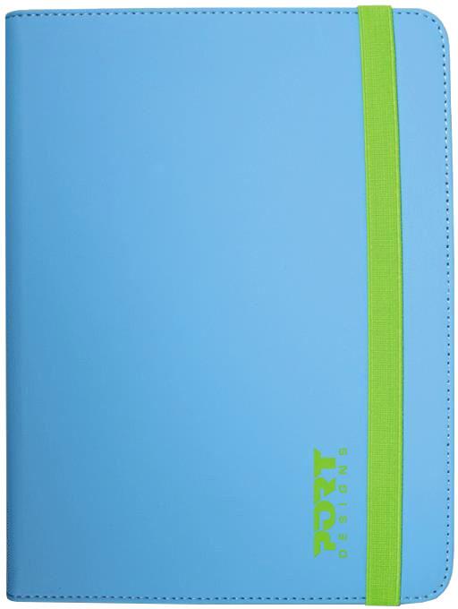 Port Designs NOUMEA univerzální pouzdro na tablet 7/8'', modro/zelená