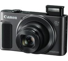Canon PowerShot SX620 HS, černá - 1072C002