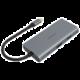 Akasa dokovací stanice 9v1 USB 3.1 Type-C