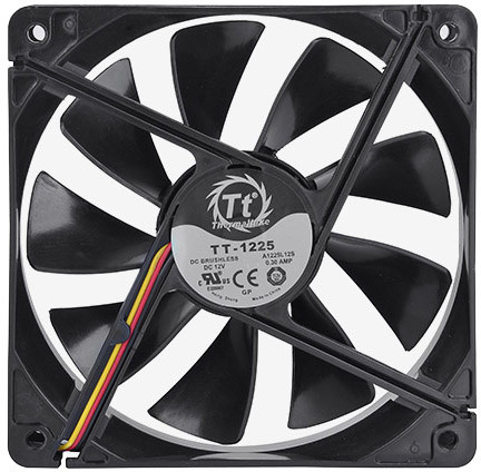 Thermaltake Pure 12, 120mm