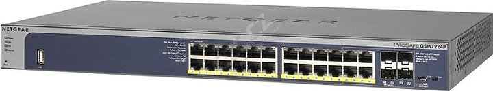 NETGEAR GSM7224P