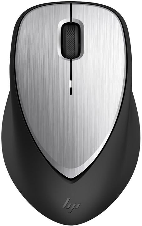 HP ENVY 500, stříbrná