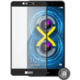 Screenshield temperované sklo na displej pro Honor 6X full COVER metalic frame, černá