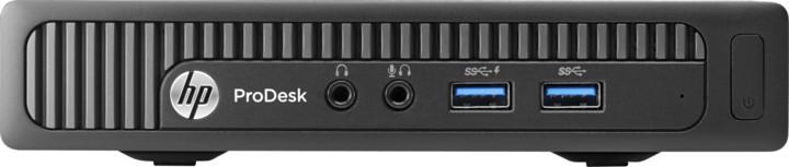 HP ProDesk 400 G1 DM, černá