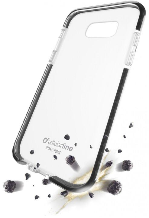 CellularLine TETRA FORCE CASE ultra ochranné pouzdro pro Samsung Galaxy A3 (2017) ,transparentní