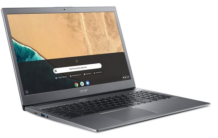 Acer Chromebook 715 (CB715-1W-39XC), šedá