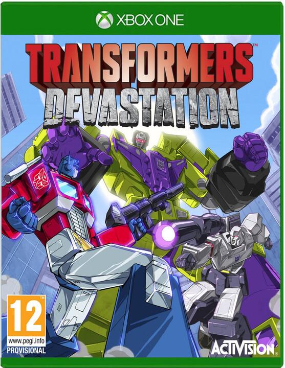 Transformers Devastation - XONE