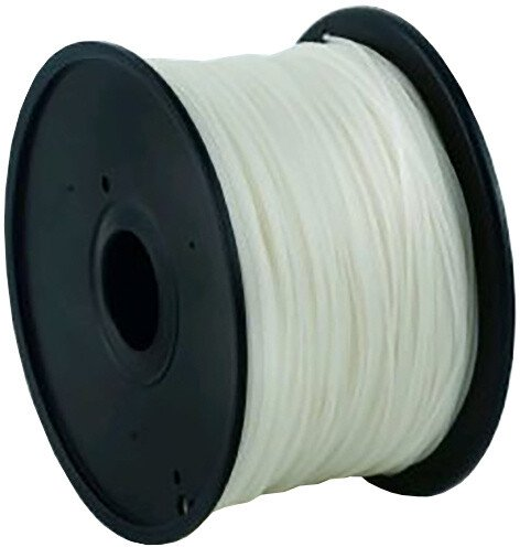 Gembird tisková struna (filament), PLA, 1,75mm, 1kg, natural