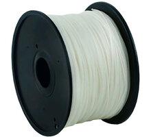 Gembird tisková struna (filament), PLA, 1,75mm, 1kg, natural - 3DP-PLA1.75-01-NAT