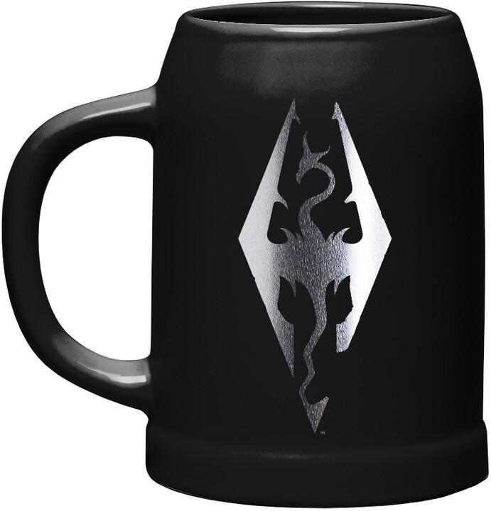 Korbel Skyrim - Dragon Symbol