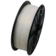 Gembird tisková struna (filament), PLA, 1,75mm, 1kg, transparentní