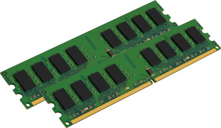 Kingston System Specific 4GB (2x2GB) DDR2 667 brand HP