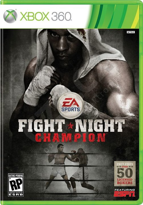 Fight Night Champion - X360