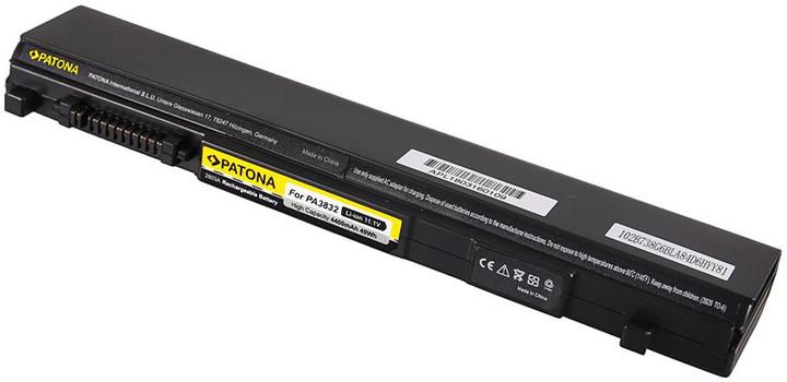 Patona baterie pro ntb TOSHIBA TECRA R630/R700 4400mAh Li-lon 10,8V