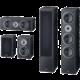 Magnat Monitor Supreme 1002 set, černá