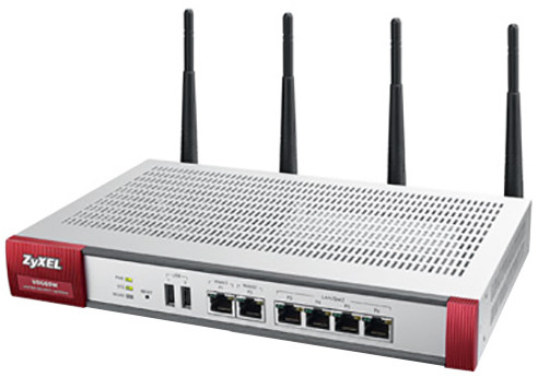 Zyxel ZyWALL USG60W UTM Wireless Security Firewall