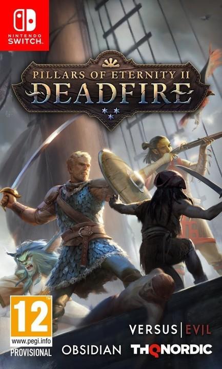 Pillars of Eternity 2: Deadfire (SWITCH)