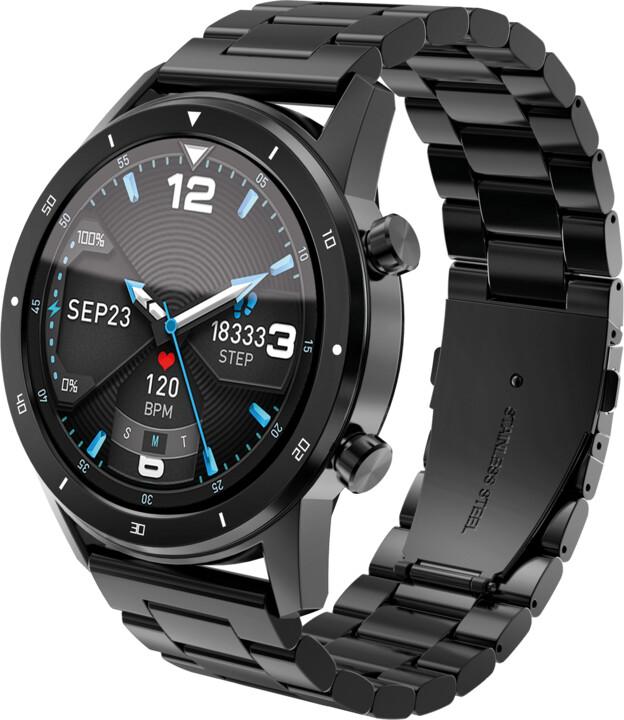 Aligator Watch PRO, Black