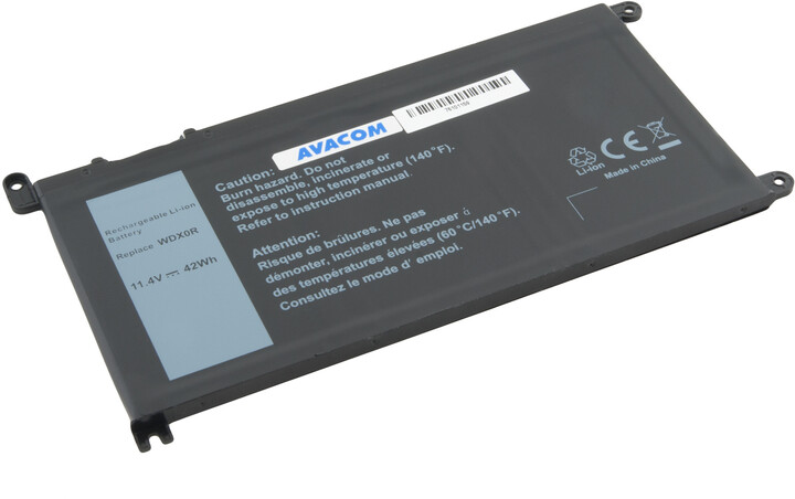 AVACOM baterie pro notebook Dell Inspiron 5 5568/13 (5368), Li-Ion, 11.4V, 3684mAh, 42Wh