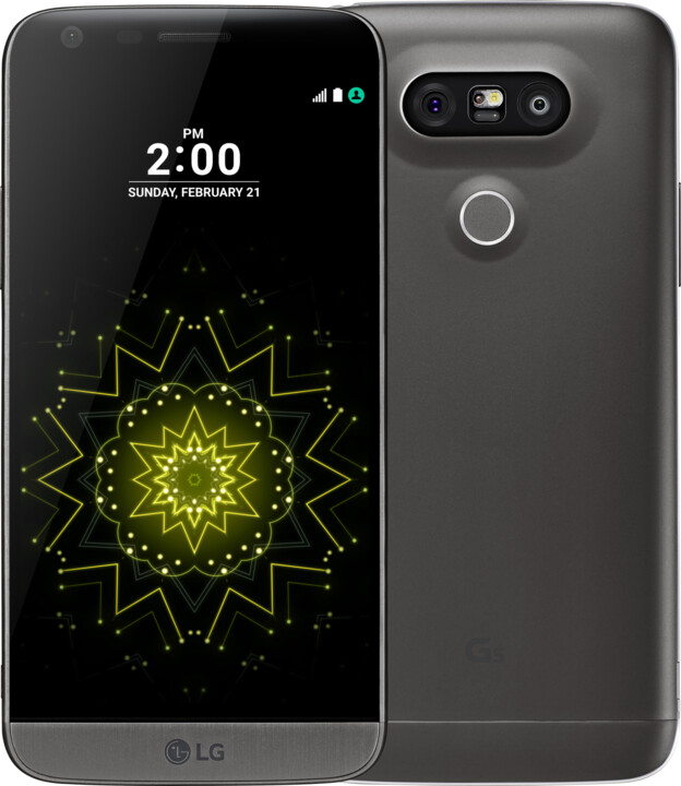 LG G5 SE (H840), titan
