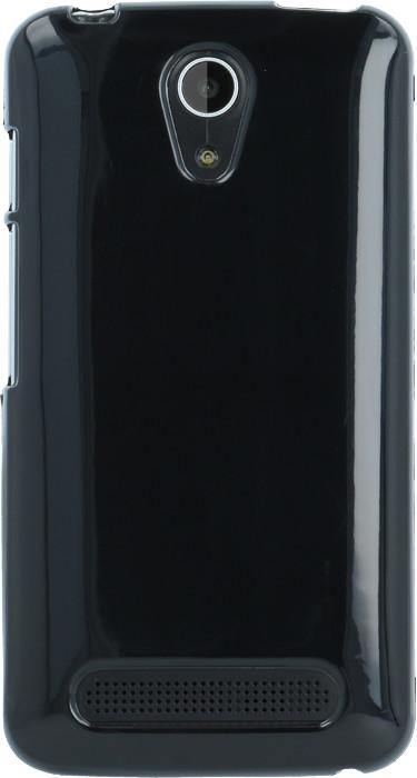 myPhone silikonové (TPU) pouzdro pro POCKET, černá