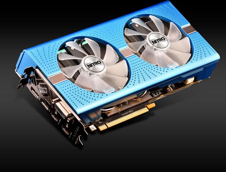 Sapphire Radeon NITRO+ RX 590, 8GB GDDR5