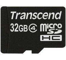 Transcend Micro SDHC 32GB Class 4