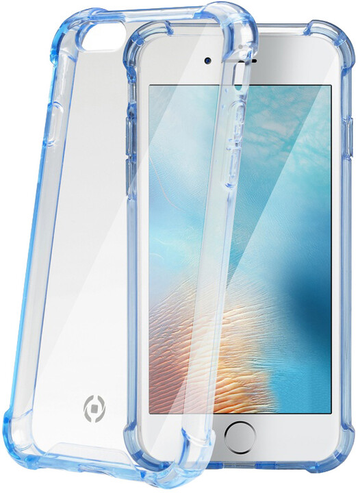 CELLY Armor zadní kryt pro Apple iPhone 7, modrý