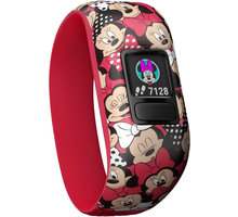 Garmin vívofit junior2 Minnie Mouse, pružný pásek - 010-01909-00