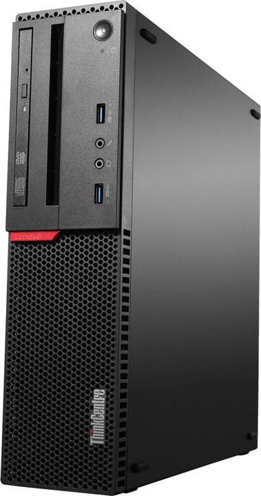 Lenovo ThinkCentre M800 SFF, černá