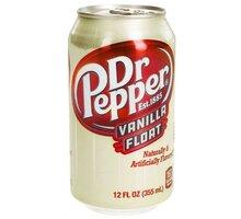 Dr. Pepper Vanilla Float USA 355 ml