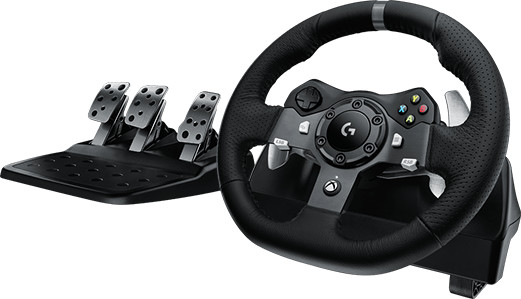 Logitech G920 (PC, Xbox ONE)