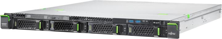 Fujitsu Primergy RX1330M2 /E3-1220v5/8GB ECC/Bez HDD/Bez GPU - rack