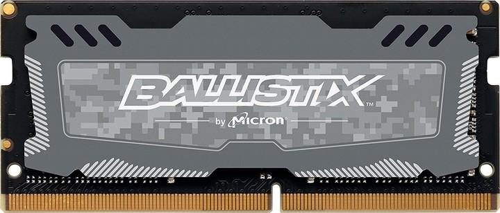 Crucial Ballistix Sport LT 16GB DDR4 2666 SO-DIMM