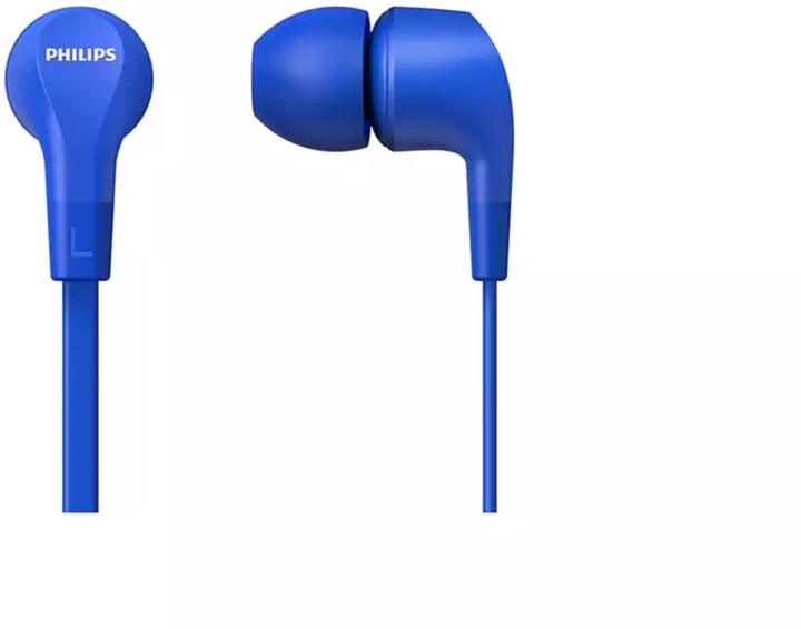 Philips TAE1105, modrá