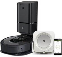 iRobot Roomba i7+ + Braava jet m6 - i755840BM6