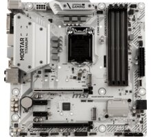 MSI B360M MORTAR TITANIUM - Intel B360