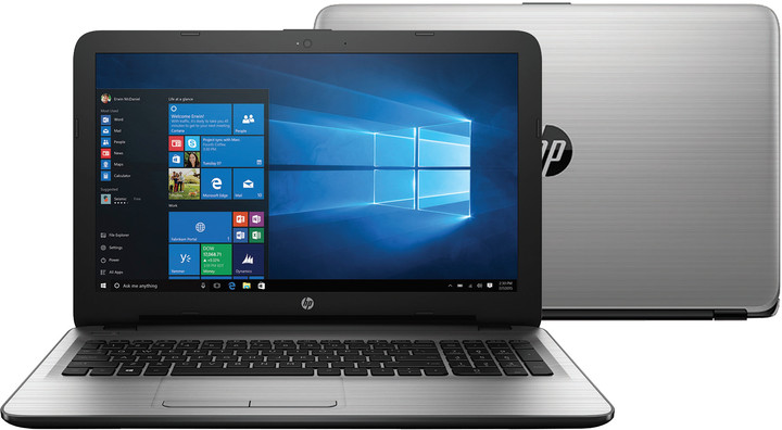 HP 250 G5, stříbrná