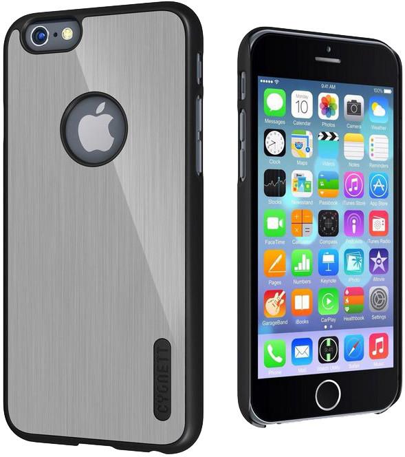Cygnett pouzdro Urban Shield pro iPhone 6 Plus - Aluminium stříbrná