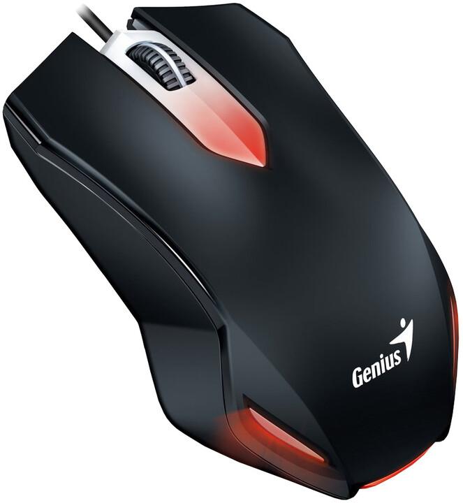 Genius X-G200, černá