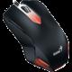 Genius X-G200, černá  + Podložka pod myš CZC G-Vision Dark, L (v ceně 250 Kč)