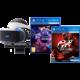 PlayStation VR + Kamera v2 + Gran Turismo Sport + VR Worlds