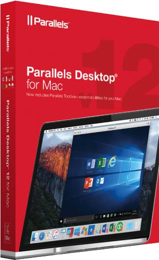 Parallels Desktop 12 for Mac OEM EU - pouze spolu s MAC