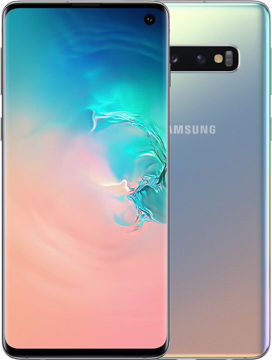Samsung Galaxy S10, 8GB/128GB, Silver